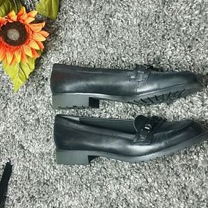 St. John's Bay Shoes - St.John's Bay  leather loafers 81/2